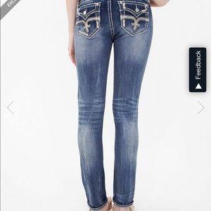 Rock Revival Shaina Skinny Jeans NWT